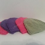 Easy Peasy Pre-Teen /  Teen / Women Free Double Crochet Beanie Pattern
