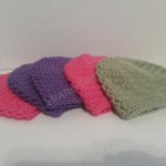 Easy Peasy Large Adult / Men Sized Double Crochet Beanie Pattern