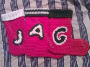 Holiday Stocking Crochet Pattern