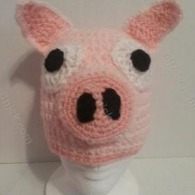 Repeat Crafter Me: Crochet Polar Bear Hat Pattern