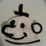 Diary of a Wimpy Kid's Greg Beanie Hat Crochet Pattern