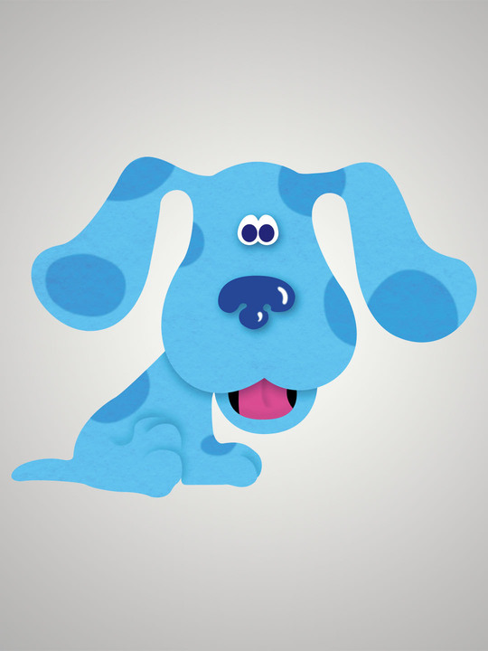 Blues Clues Blue Dog | www.imgkid.com - The Image Kid Has It!