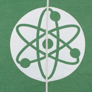 Big Bang Theory Atom Logo inspiration picture for crochet hat