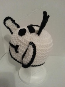 Diary of a Wimpy Kid Roderick Character Hat Crochet Pattern (5)