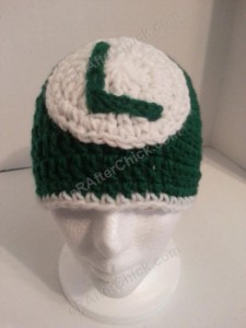 Luigi Beanie Hat Crochet Pattern