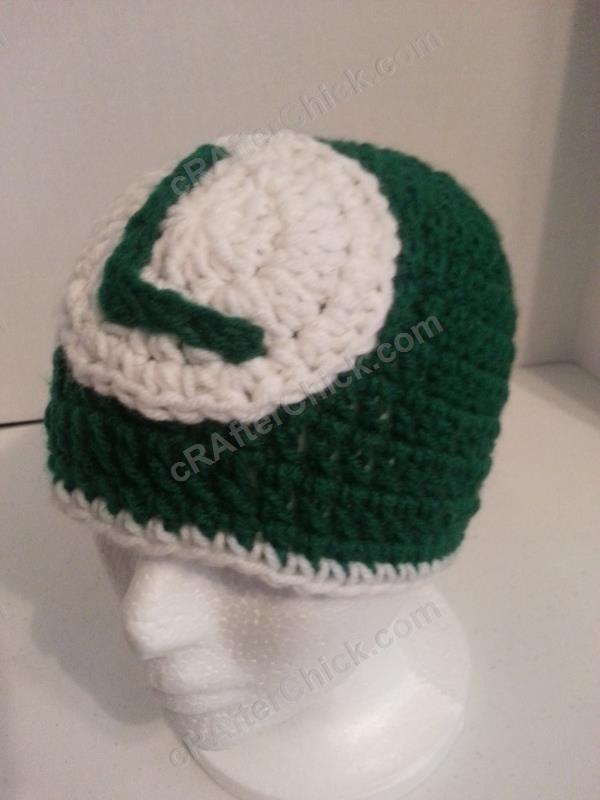 Free Crochet Pattern For Mario Hat : Mario and Luigi Beanie Hats Crochet Pattern cRAfterchick ...