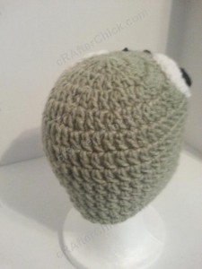 Plants vs. Zombies Zombie Character Beanie Hat Crochet Pattern (5)