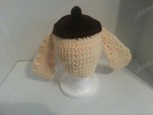 Pompompurin Purin the Sanrio Dog Character Hat Crochet (5)