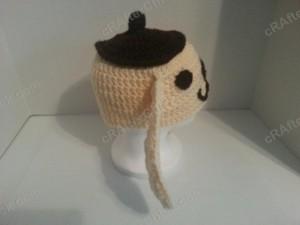 Pompompurin Purin the Sanrio Dog Character Hat Crochet (6)