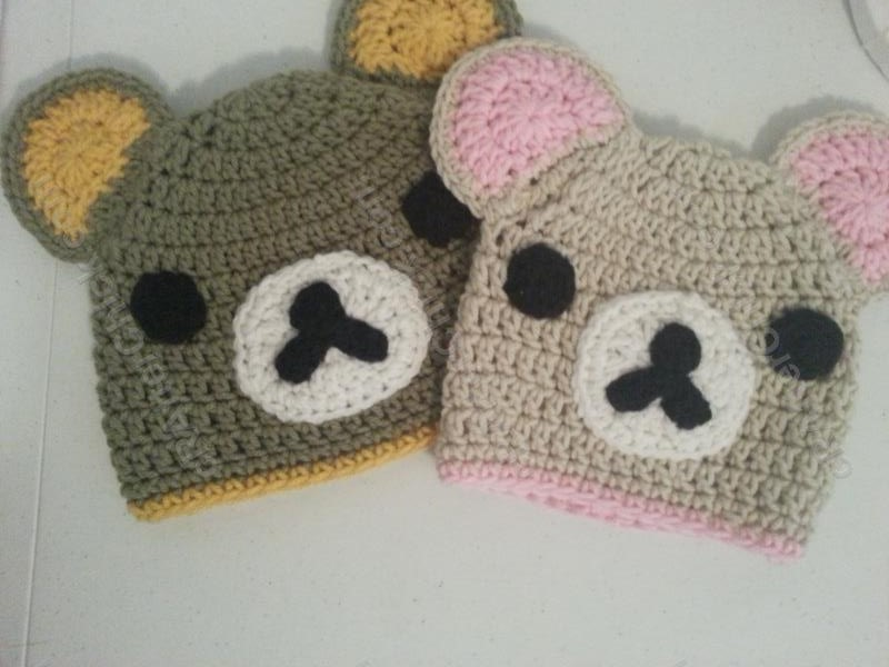 Free Crochet Patterns For Character Hats : Crochet Character Hat Patterns Bed Mattress Sale