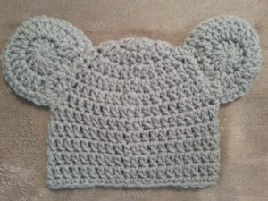 Tolee the Koala Bear from Ni Hoa, Kai-Lan Character Hat Crochet Pattern (5)