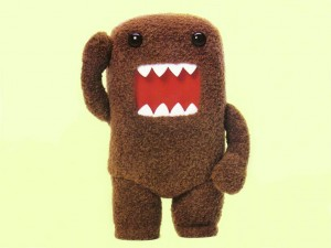Domo-kun Character Beanie Hat Crochet Pattern