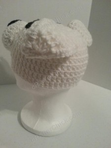 Adventure of Tintin Snowy the Dog Character Hat Crochet Pattern (6)