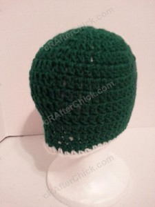 Big Bang Theory Show Atom Logo Inspired Beanie Hat Crochet Pattern (14)