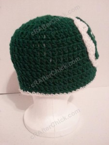 Big Bang Theory Show Atom Logo Inspired Beanie Hat Crochet Pattern (6)