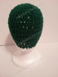 Big Bang Theory Show Atom Logo Inspired Beanie Hat Crochet Pattern (9)