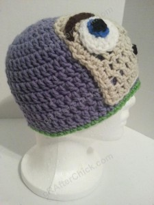 Buzz Lightyear from Toy Story Character Hat Crochet Pattern (21)