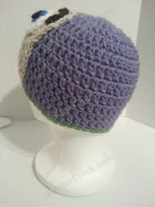 Buzz Lightyear from Toy Story Character Hat Crochet Pattern (25)