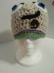 Buzz Lightyear from Toy Story Character Hat Crochet Pattern (33)