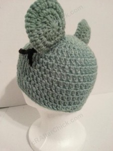 Cute and Easy Frog Beanie Hat Crochet Pattern (11)