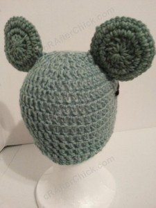 Cute and Easy Frog Beanie Hat Crochet Pattern (12)