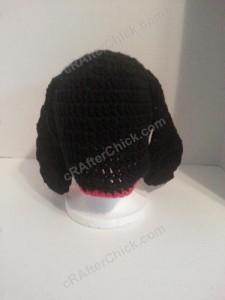 Evil Bunny Beanie Hat Crochet Pattern (8)