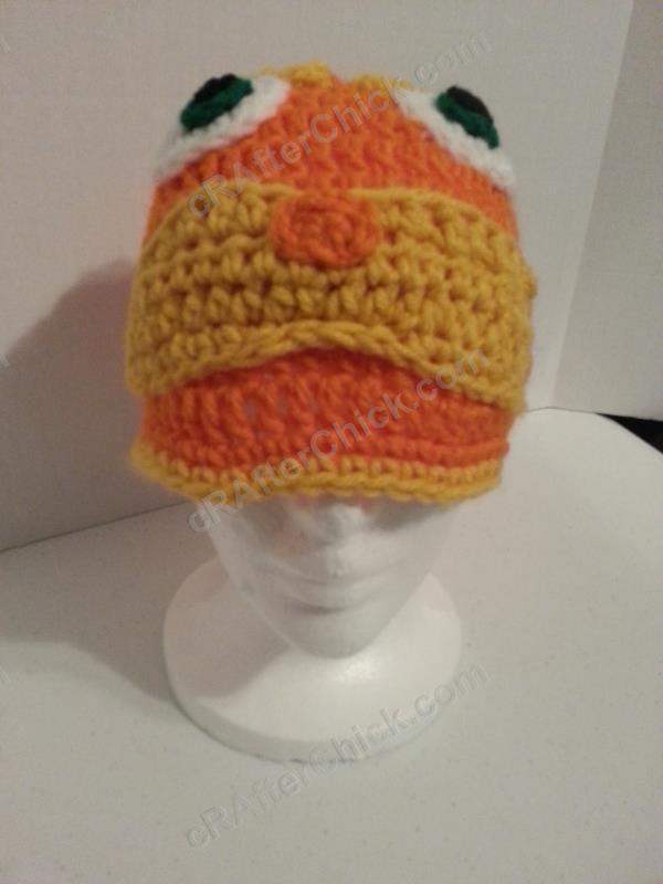 Free Crochet Character Hat Patterns