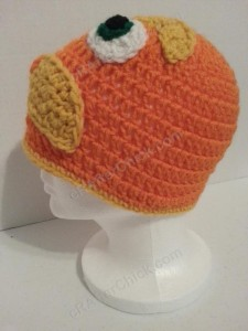 Lorax Dr Suess Character Hat Crochet Pattern (5)