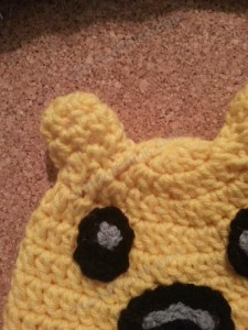 Wow Wow Wubbzy Character Hat Crochet Pattern - free character hat crochet pattern from cRAfterChick.com (2)
