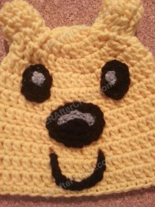 Wow Wow Wubbzy Character Hat Crochet Pattern - free character hat crochet pattern from cRAfterChick.com (5)