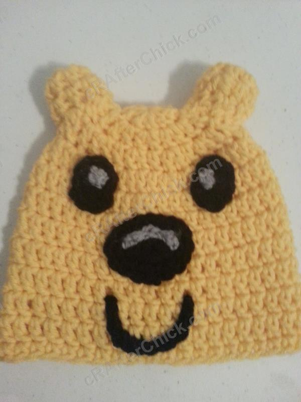 Pics Photos - Wow Wow Wubbzy Character Hat Crochet Pattern ...