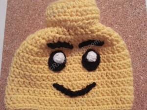Lego Man Character Hat Crochet Pattern (11)
