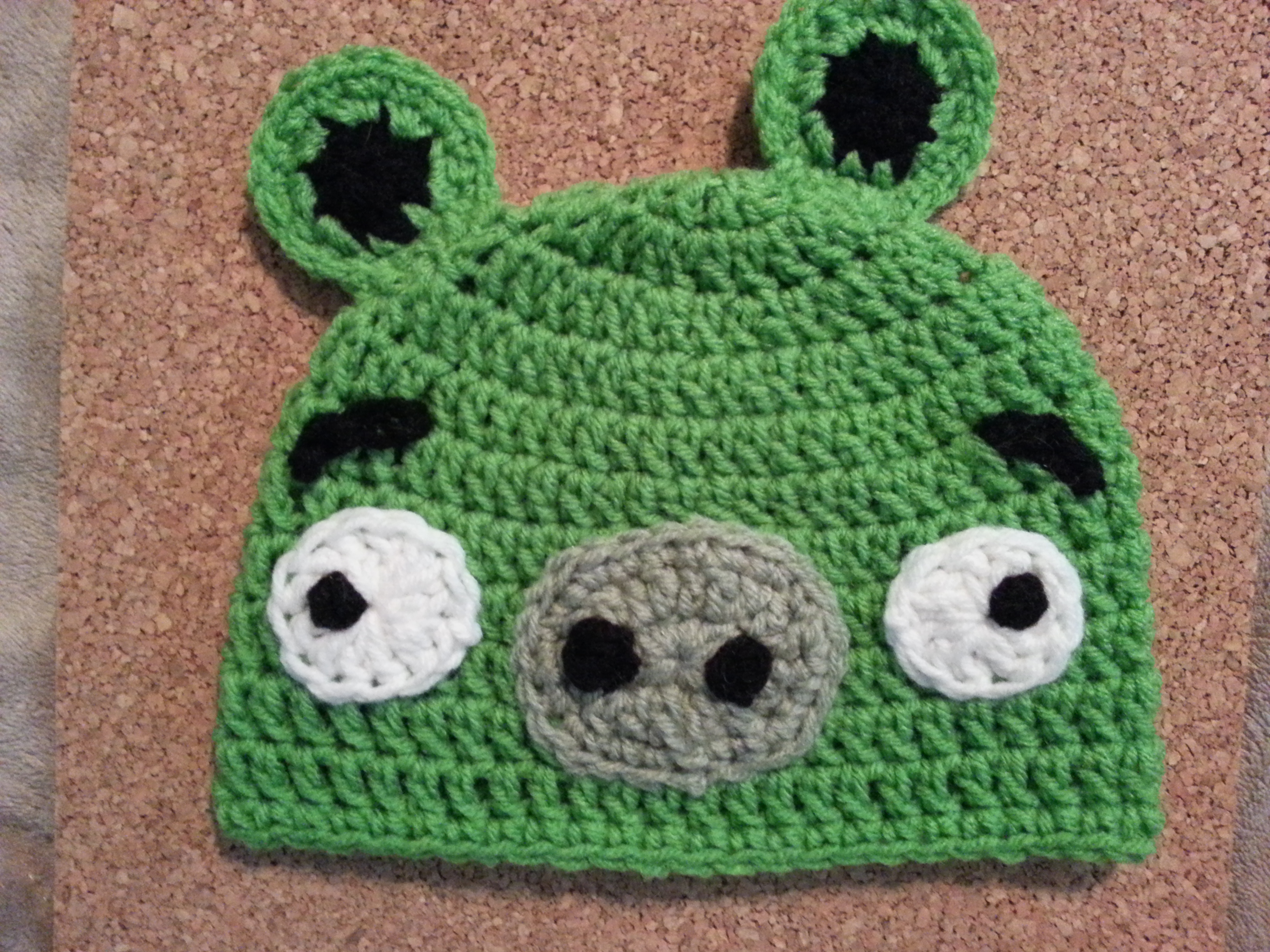 Crochet Hat Pattern Angry Bird : Animal and Character Hats Archives cRAfterchick - Free ...