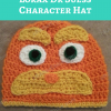 Lorax Dr Suess Character Hat Free Crochet Pattern