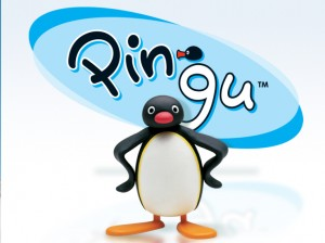 Pingu the penguin inspiration picture for my crochet character hat