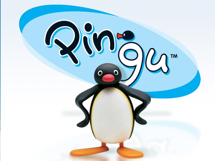 Pingu Penguin Coloring Pages