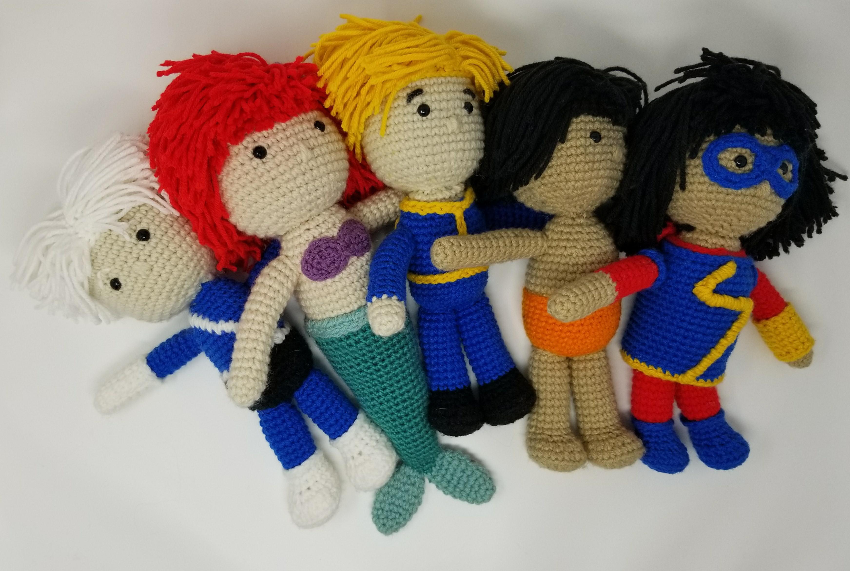 Amigurumi Pattern Dolls : Amigurumipattern explore amigurumipattern on deviantart