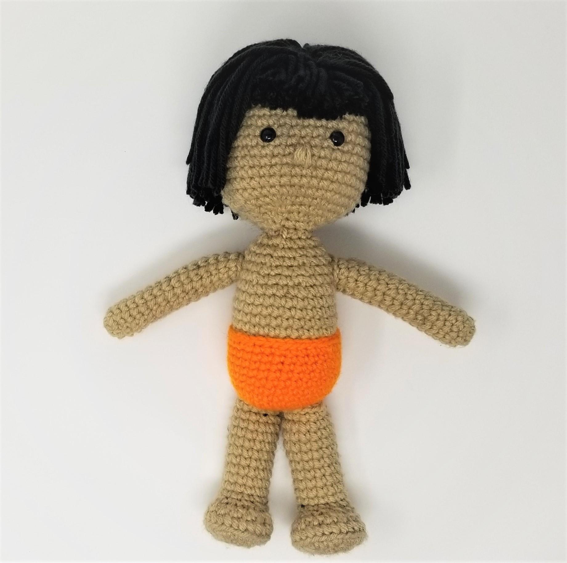Amigurumi Crochet Doll Book using Japanese Symbols - Wish I Were ... | 1829x1841