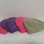 Easy Peasy Pre-Teen /  Teen / Women Free Double Crochet Beanie Pattern