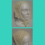 Grandma's Large and Fast Kerchief Crochet Pattern