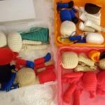 So Many Doll Parts…